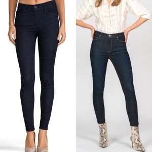 NWOT Black Orchid 'The High Waisted Skinny' Jeans